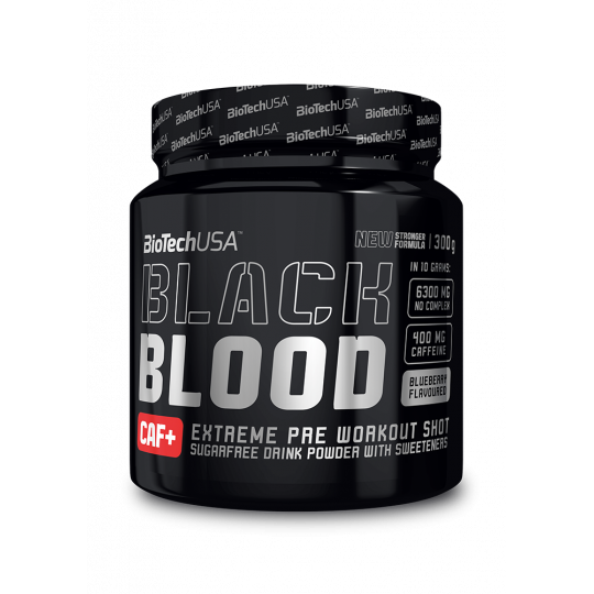 Biotech Nutrition Black Blood CAF+ 330 г