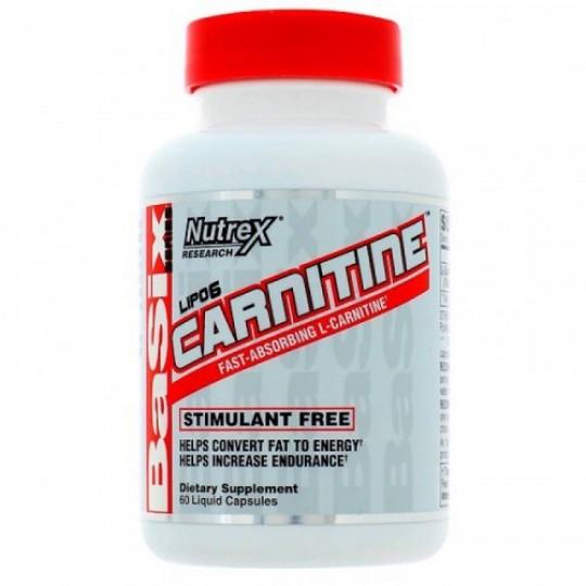 Nutrex Lipo-6 Carnitine 60 капс.
