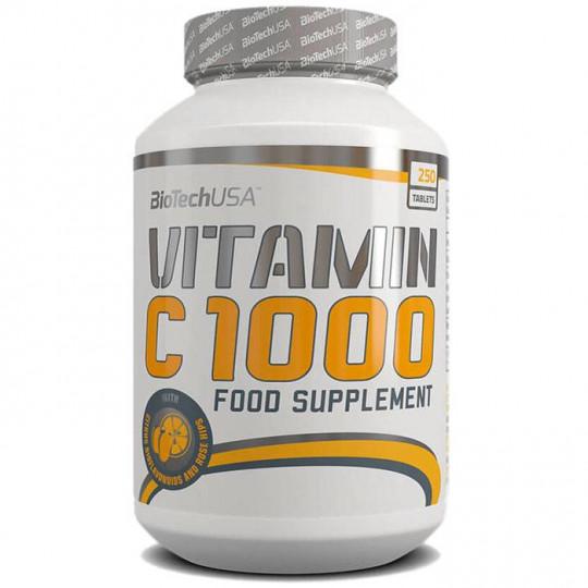 Biotech Nutrition Vitamin C 1000 250 таб.