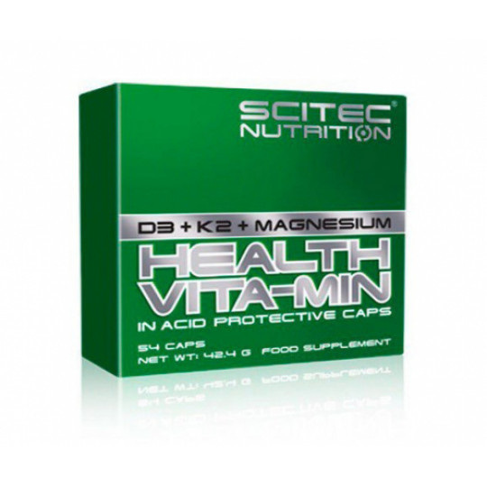 Scitec Nutrition D3+K2+Magnesium 54 капс.
