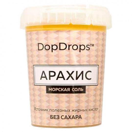 DopDrops Арахисовая паста 1000 г гималайская соль