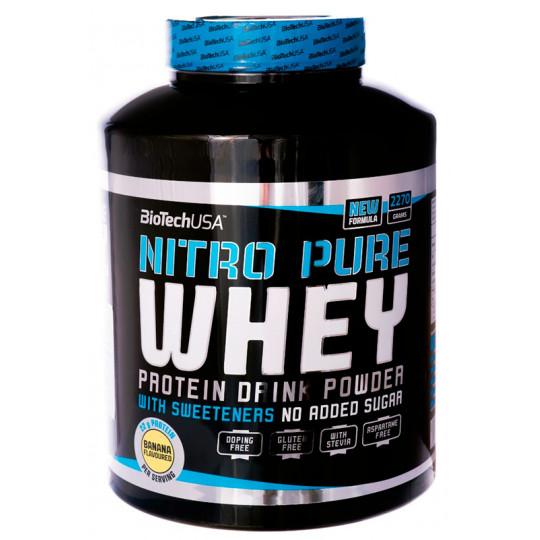 Biotech USA Nitro Pure Whey 2270 г