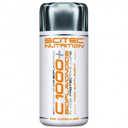 Scitec Nutrition C 1000 + Bioflavonoids 100 капс.