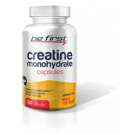 Be First Creatine Monohydrate капсулы