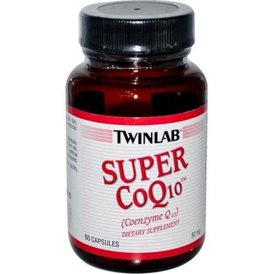Twinlab Super COQ10 60 капс.