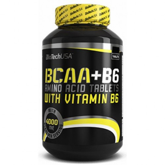 Biotech Nutrition BCAA+B6 100 таб.