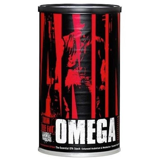 Universal Nutrition Animal Omega 30 пакетиков