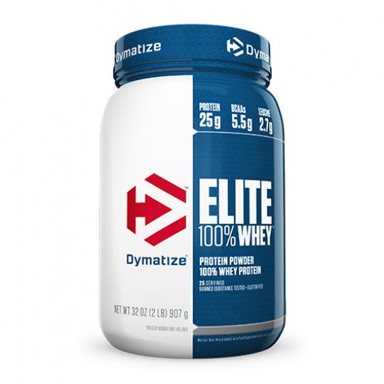Dymatize Nutrition Elite Whey Protein 907 г
