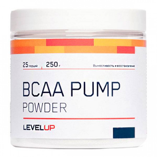 Level Up BCAA Pump 250 г