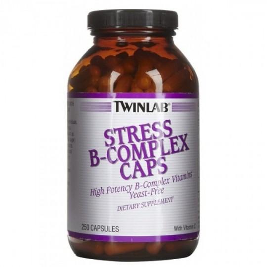 Twinlab Stress B-Complex 250 капс.