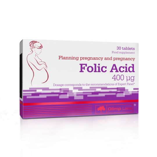 Olimp Folic Acid 30 таб.