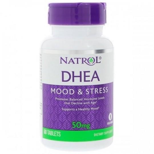 Natrol DHEA 50 mg 60 таб.