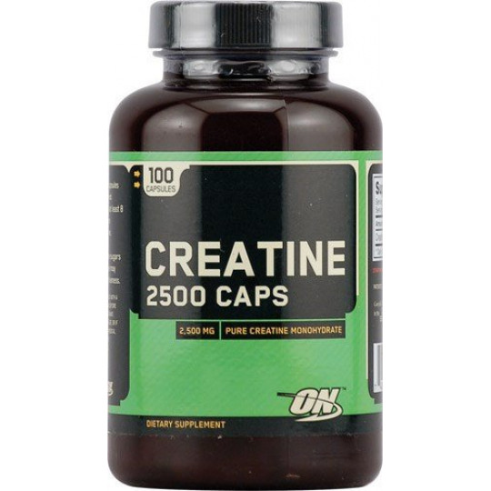 Optimum Nutrition Creatine Monohydrate 2500 Caps