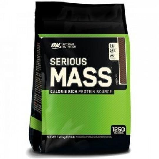 Optimum Nutrition Serious Mass 5455 г
