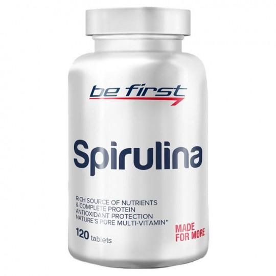 Be First Spirulina 120 таб.