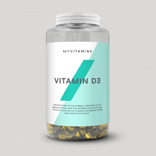 Myprotein Витамин D3 2500 МЕ