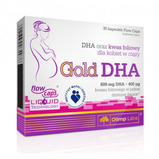 Olimp Gold DHA 30 капсул