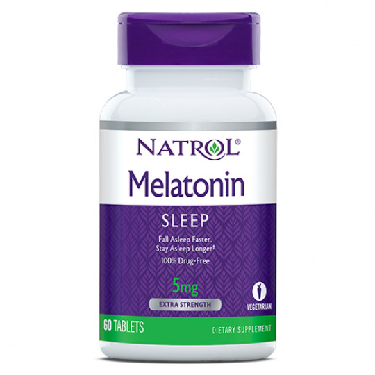 Natrol melatonin 5mg