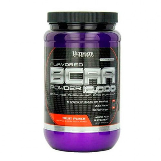 Ultimate Nutrition BCAA 12.000 Flavored 228 г