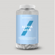 Myprotein Alpha-Men 120 таб