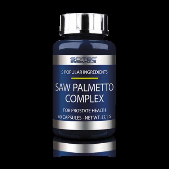 Scitec Nutrition Saw Palmetto Complex 60 капс.