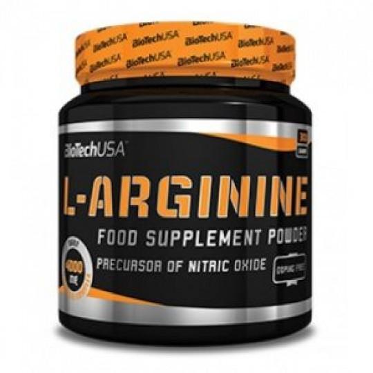 Biotech Nutrition L-Arginine 300 г