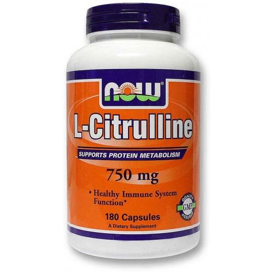 Now L-Citrulline 750