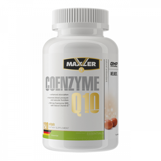Maxler Coenzyme Q10 EU 90 капс.