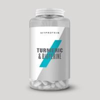 Myprotein Turmeric & Bioperine куркумин 180 капс.