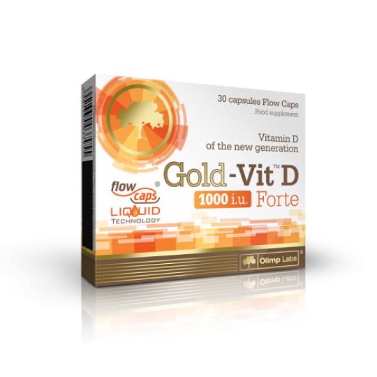 Olimp Gold-Vit D Forte 30 капс.