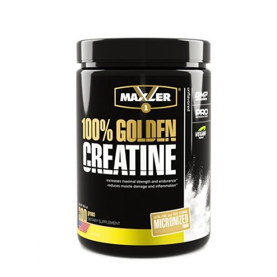 Maxler 100% Golden Micronized Creatine 300 г