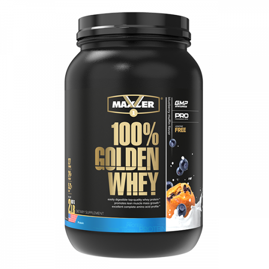 Maxler Golden Whey 908 г