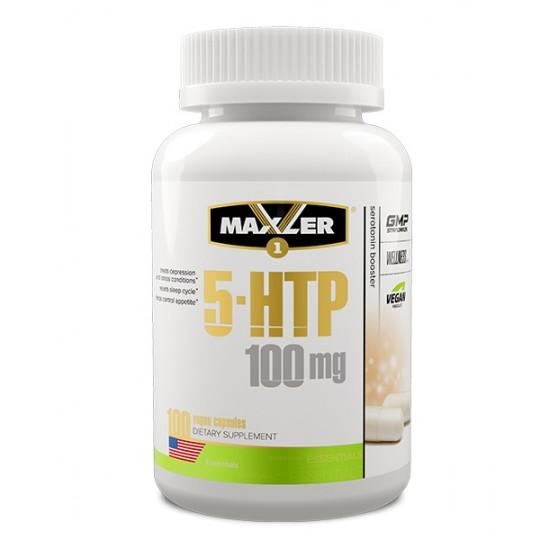Maxler 5-HTP 100мг 100 капс
