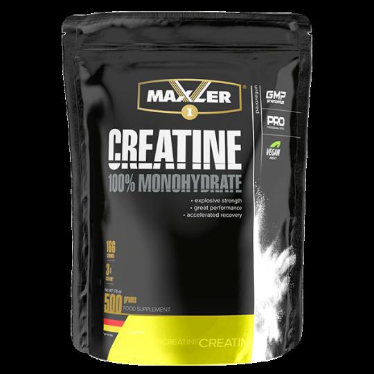 Maxler Creatine 500 г пакет