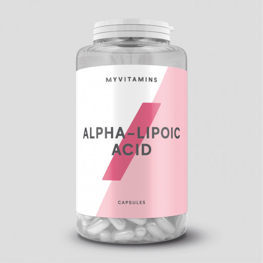 Myprotein Альфа липоевая кислота (ALA) 120 капс.