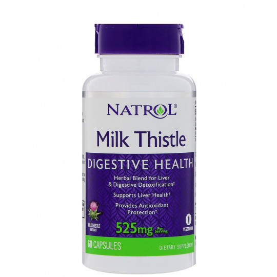 Milk thistle Natrol 60 капс.