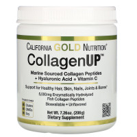 California Gold Nutrition CollagenUP 206 г.