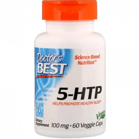 Doctor's Best 5-HTP 100 мг. 60 капс.