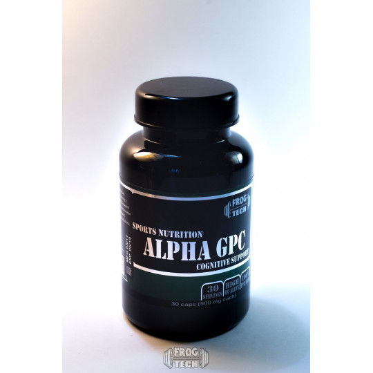 Frog Tech Alpha-GPC 500 mg 30 капс.