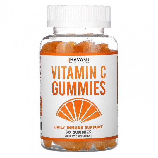 Havasu Nutrition Vitamin C 60 Gummies