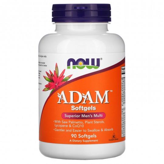 Now foods ADAM Men's Multivitamin 90 капс.