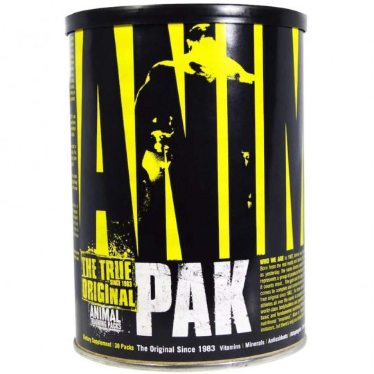 Universal Nutrition Animal Pak 30 пакетиков